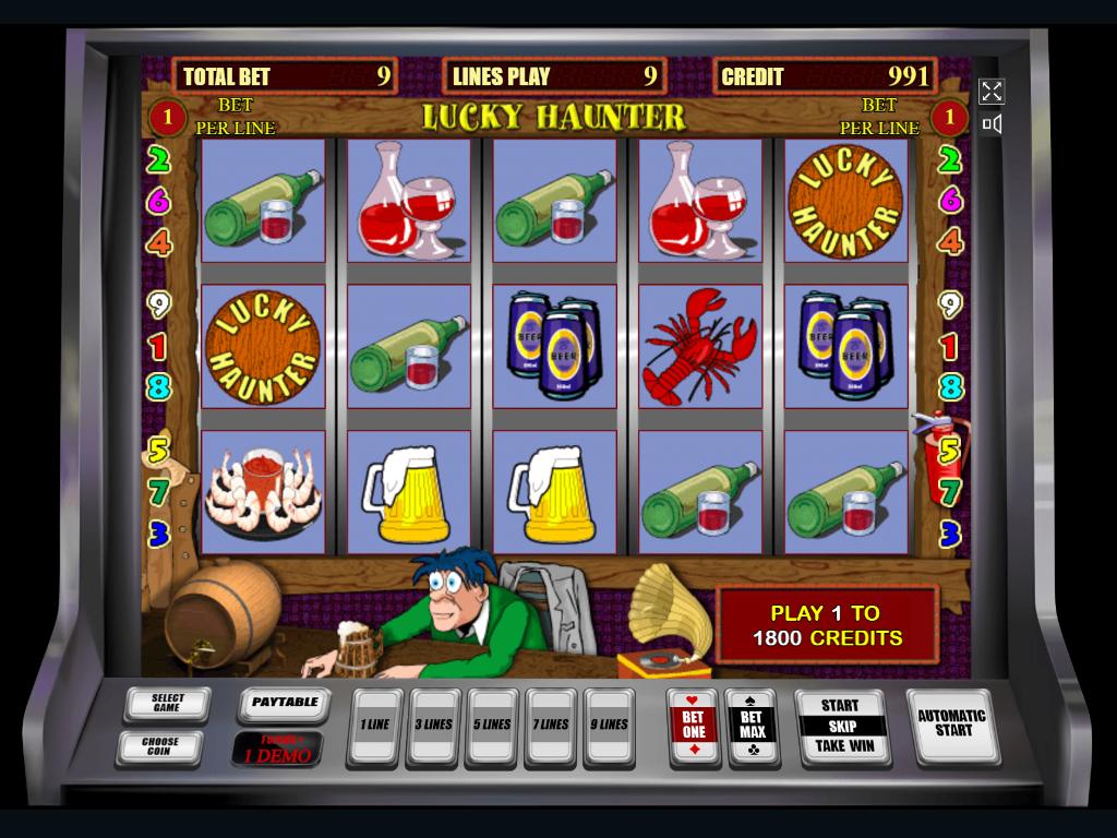 Слоты игровые автоматы играть