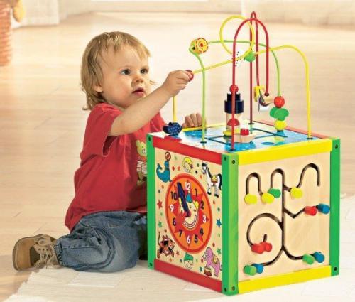 Развивающие игрушки для детей 1 года своими руками фото