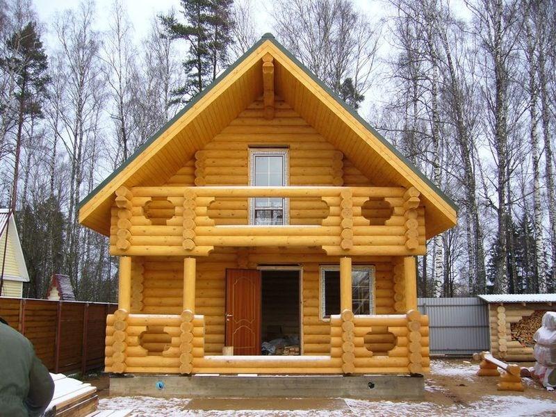 срубы домов вологда цены фото