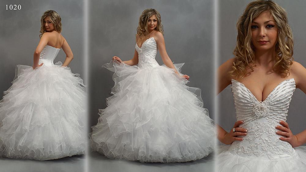 Самое дорогое свадебное платье в мире - Самый дорогой