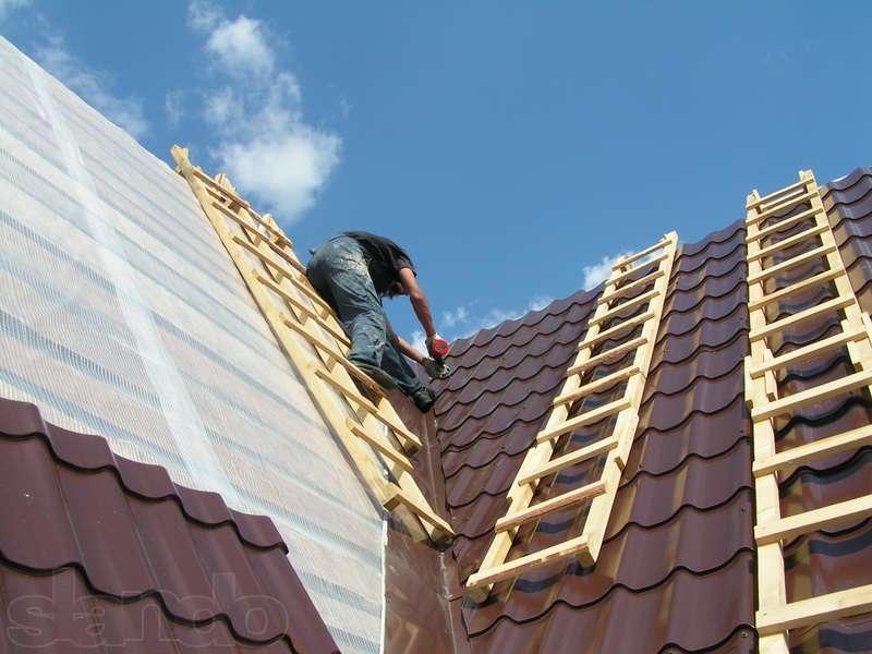 Накрыть крышу металлочерепицей 24