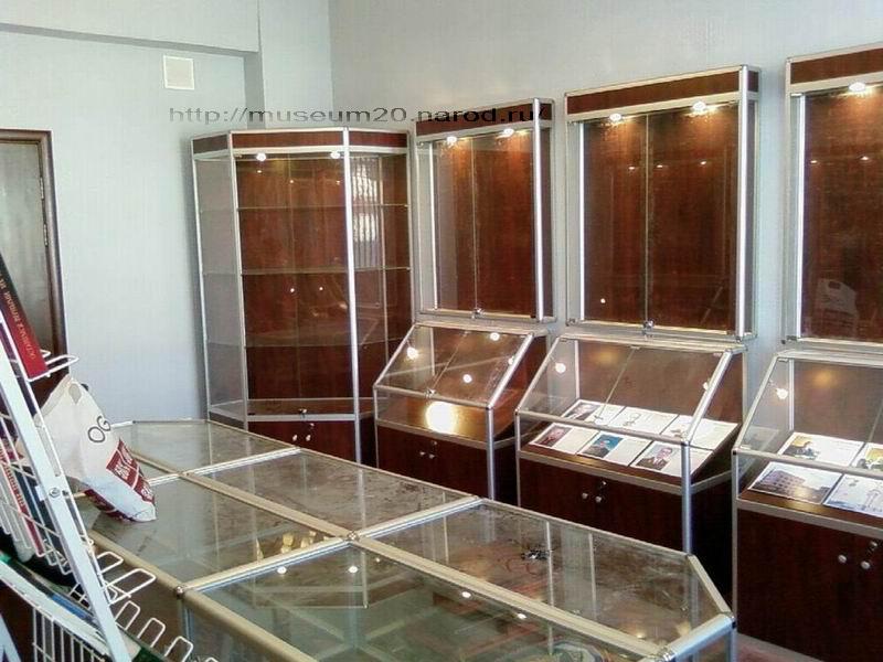 Витрины для музея своими руками